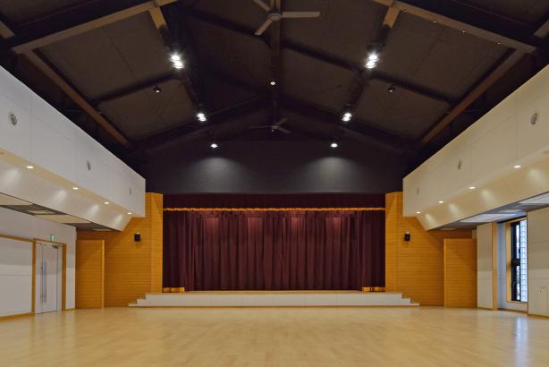 室積コミュニティセンター ホール